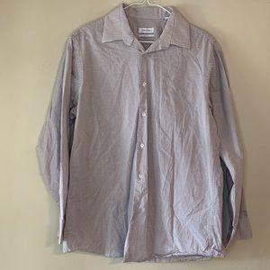 Calvin Klein Men's Button Down Shirt